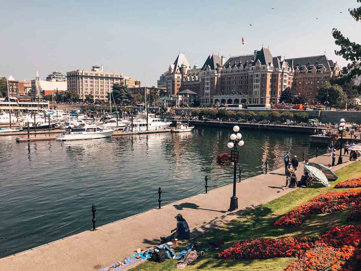 Things to do in Victoria, BC
