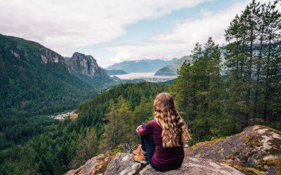 MOUNT CRUMPIT HIKE | Squamish, BC