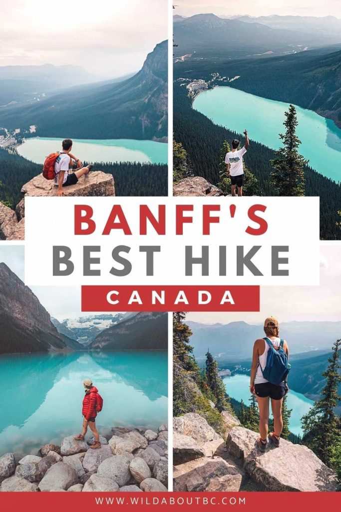 Big Beehive Trail Overview | Amazing hike in Banff overlooking Lake Louise!