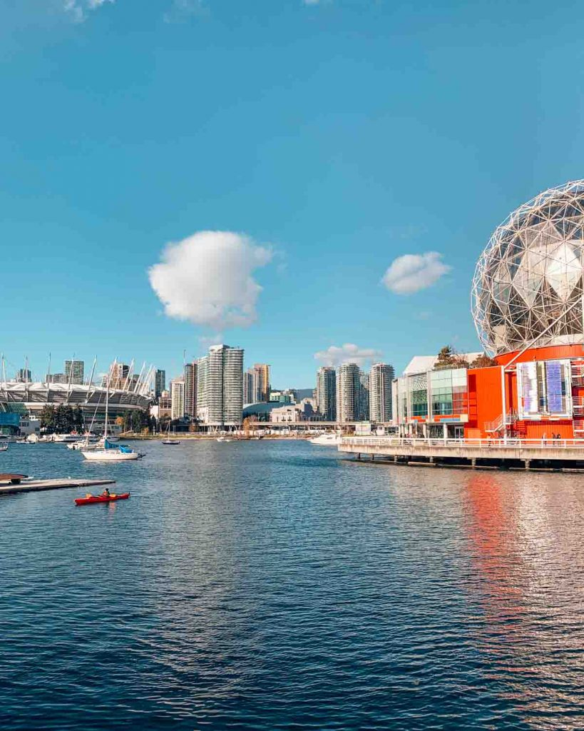 3 Day Itinerary in Vancouver