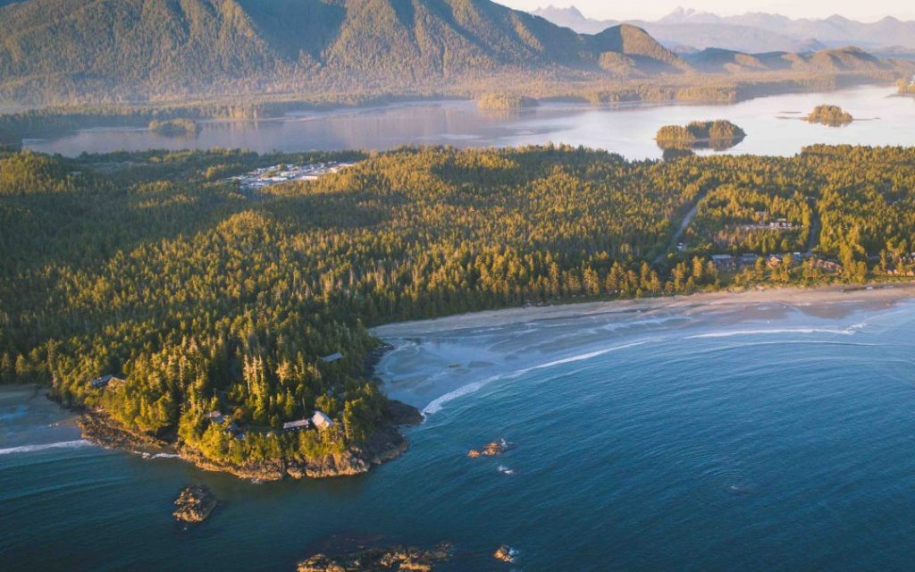 Best beaches in Tofino