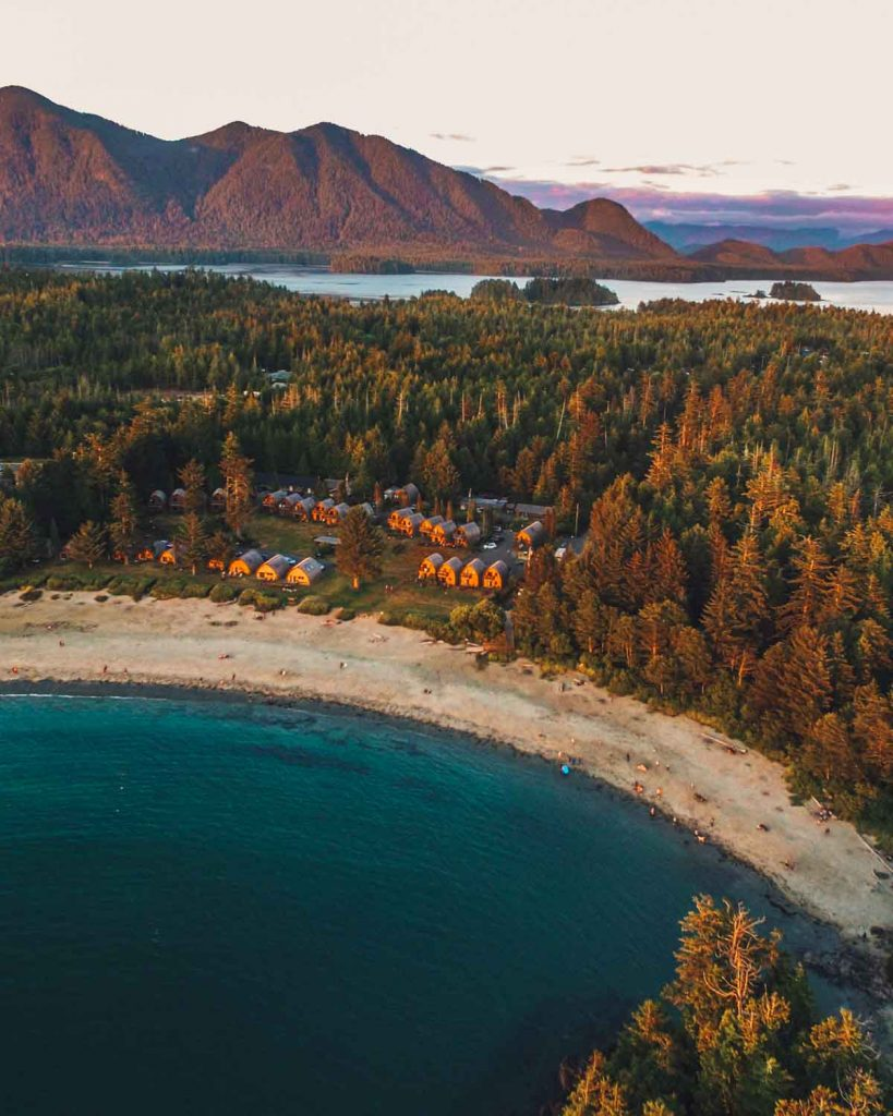 Best places to stay in Tofino
