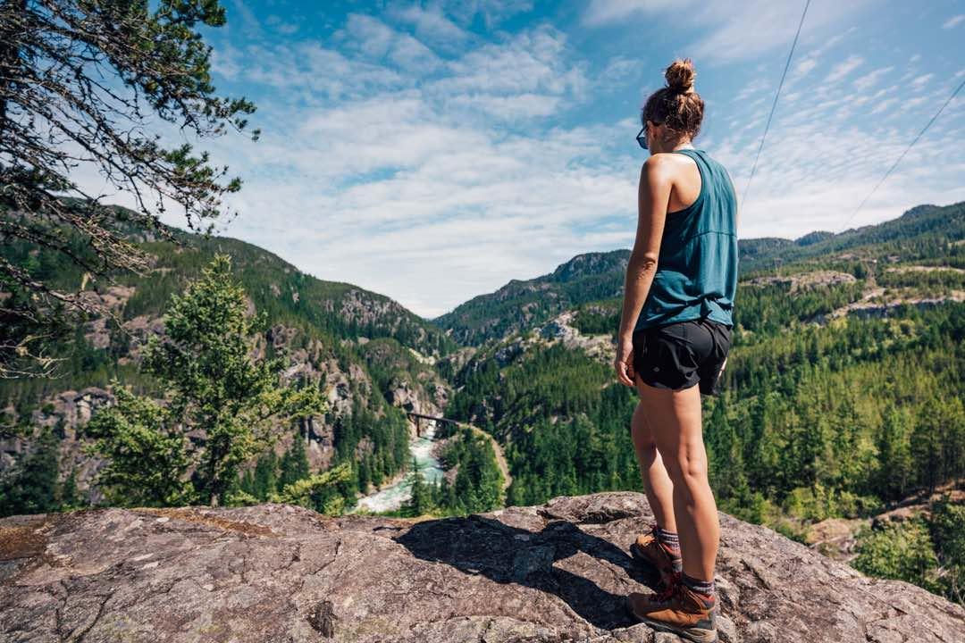 Cheakamus Canyon Trail, Squamish