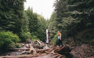 NORVAN FALLS HIKE | North Vancouver