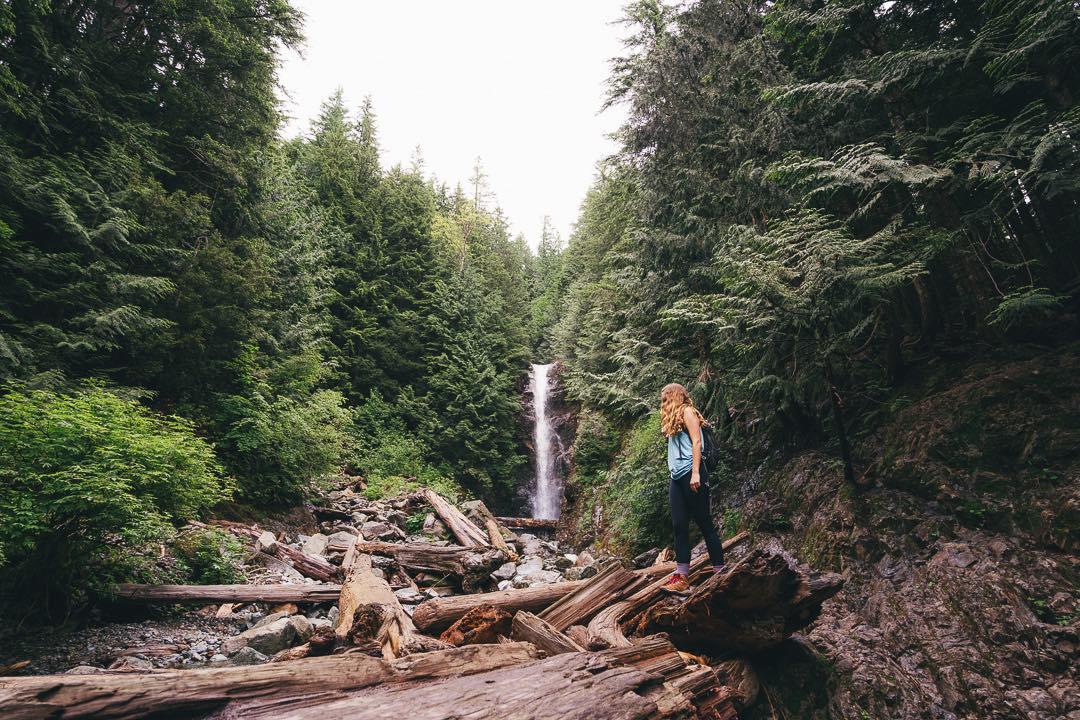 Norvan Falls Hike, North Vancouver