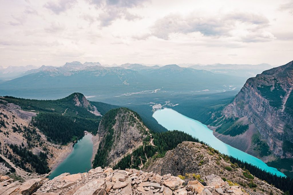 The Devils Thumb, Lake Louise