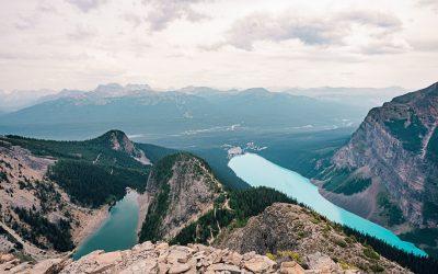 THE DEVILS THUMB | Lake Louise