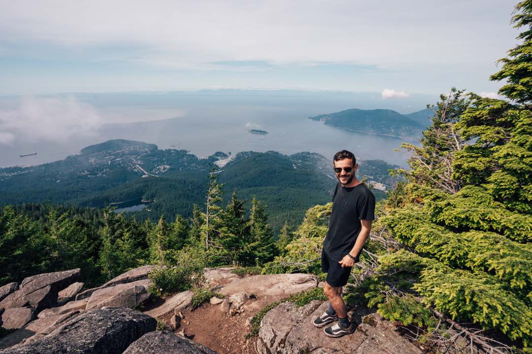 Eagle Bluffs Trail, Cypress Mountain