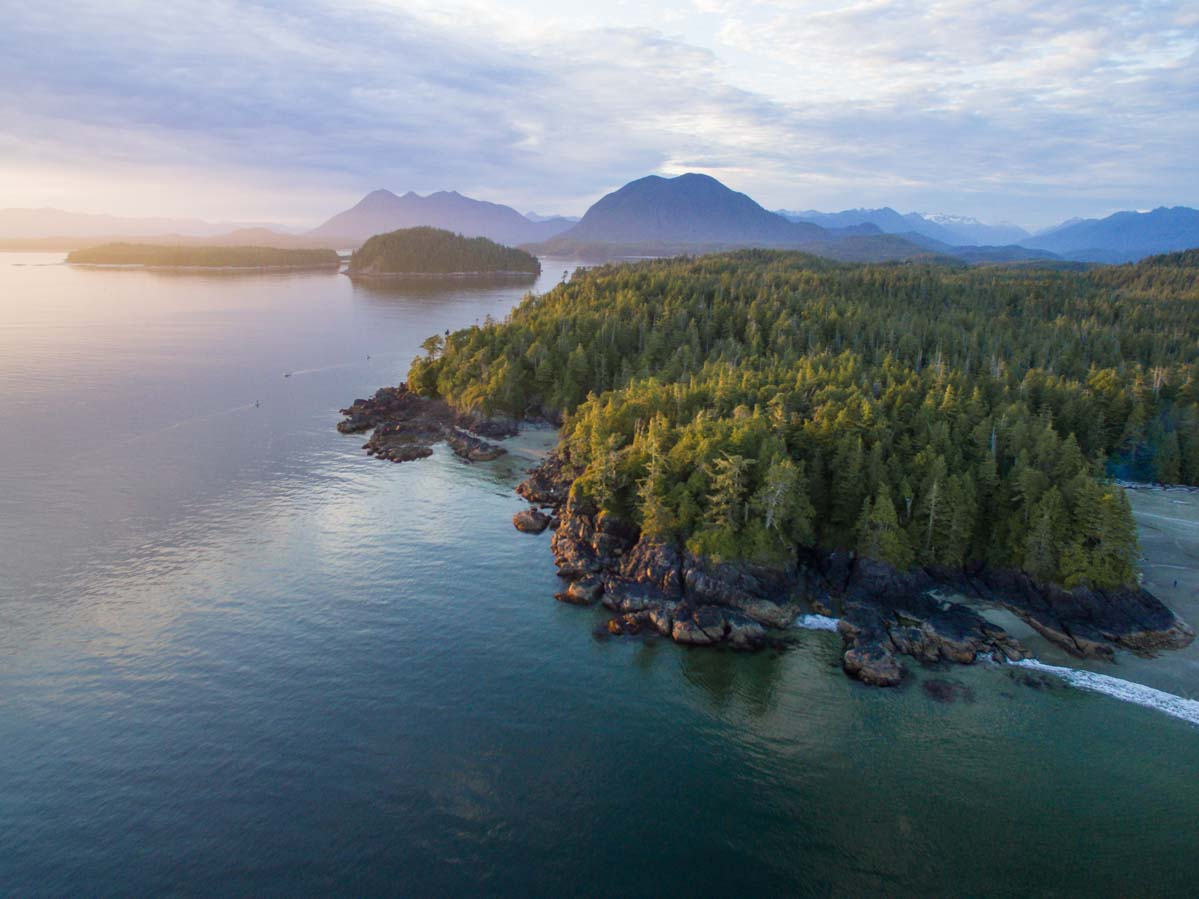 How to get to Tofino from Vancouver