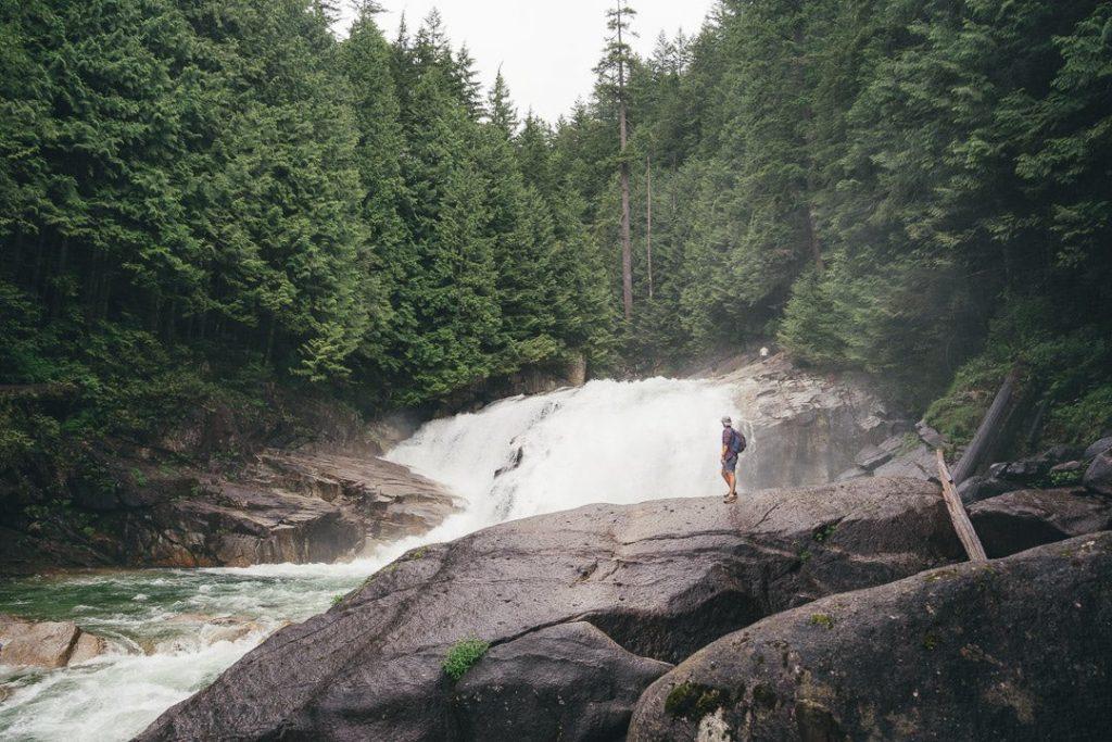 Lower Falls Trail, Golden Ears Provincial Park
