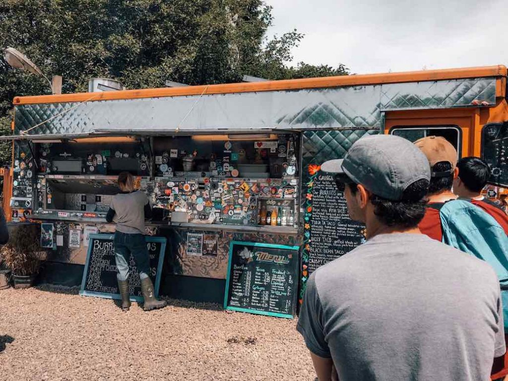 Tacofino Food Truck