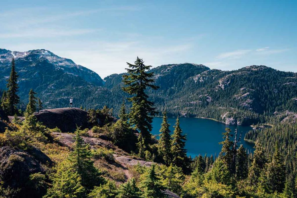 Bedwell Lake Trail