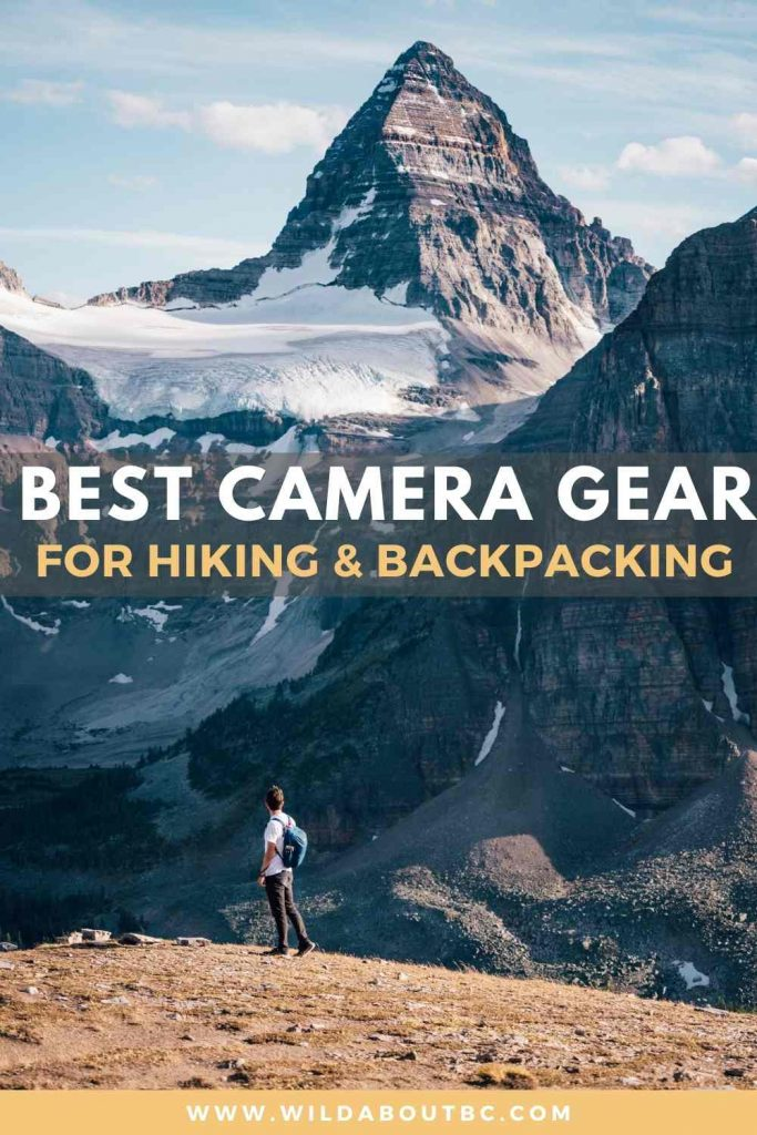 Best Cameras for Hiking | Discover the best cameras for hiking and backpacking in our comprehensive guide. Head out on your next adventure with one of the best backpacking cameras.