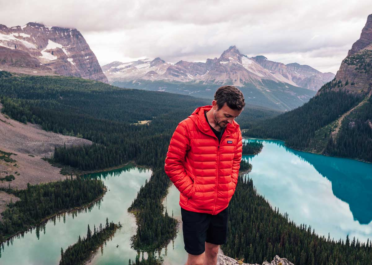 PATAGONIA DOWN SWEATER HOODY REVIEW