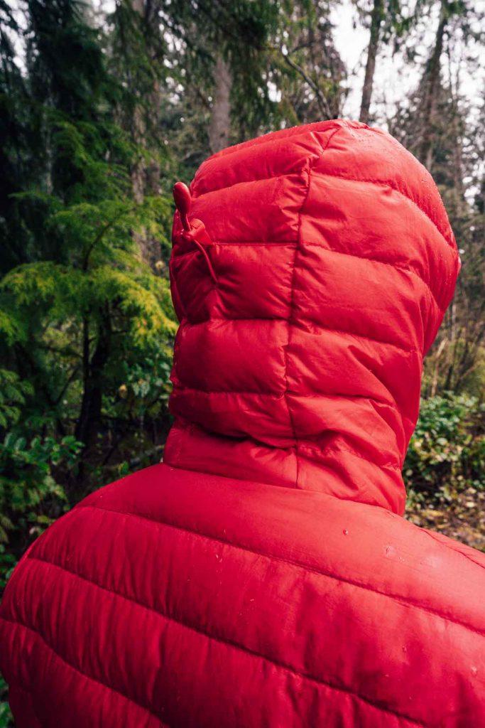Patagonia down hoody review