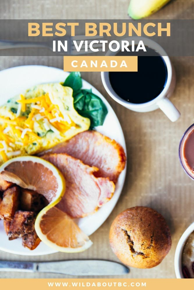 Looking for the best brunch in Victoria, Canada? We did all the hard work and tried the best brunch spots to create this guide.