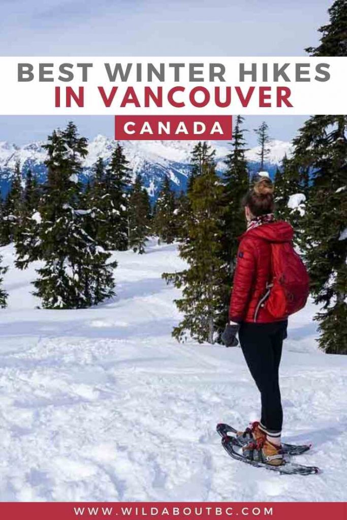 Looking for year round hikes in Vancouver this winter? Check out the best winter hikes in Vancouver you can complete, no matter the weather!
