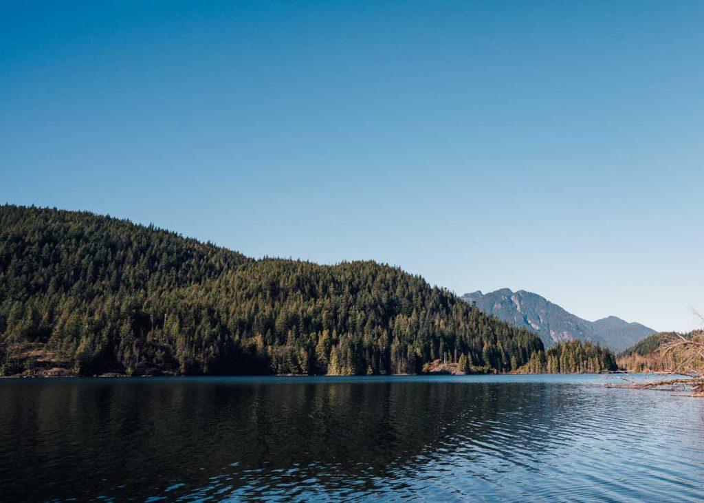 Buntzen Lake Loop