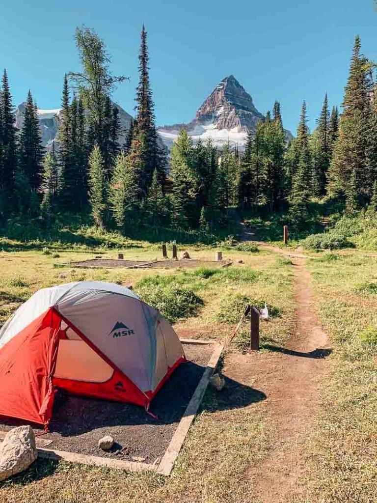 Lake Magog Campground