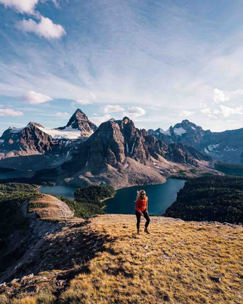 Mount Assiniboine Trail