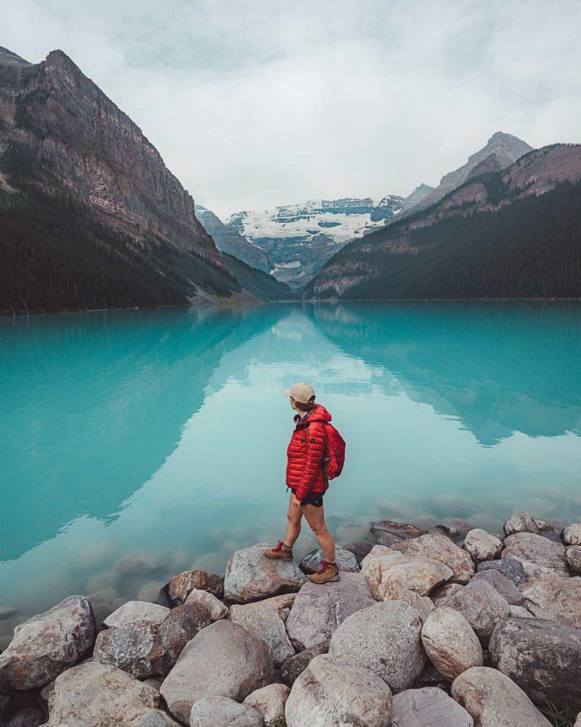 Lake Louise - 4 Days in Banff