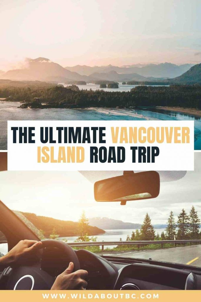 Epic Vancouver Island Road Trip | Follow our Vancouver Island road trip itinerary to discover all of the amazing places here and get the most out of your Vancouver Island trip!