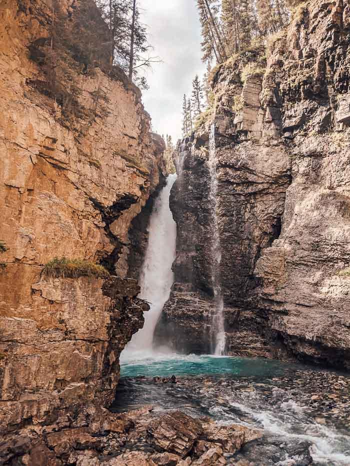 Johnston Canyon - Banff Scenic Spots