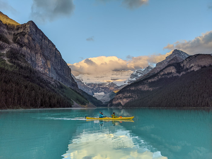 Lake Louise - What to do in Banff