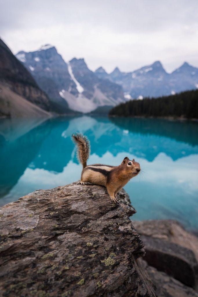 Moraine Lake - 4 day itinerary Banff