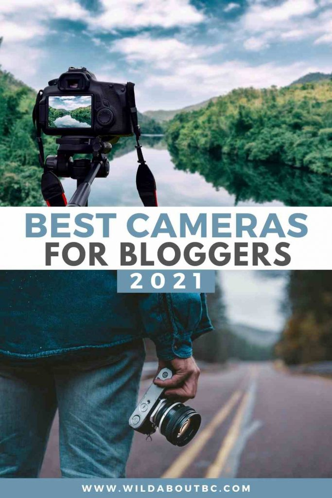 Best Cameras For Bloggers | Are you searching for the best camera for bloggers? Check out our list of cameras for bloggers to see our top suggestions and our #1 choice!