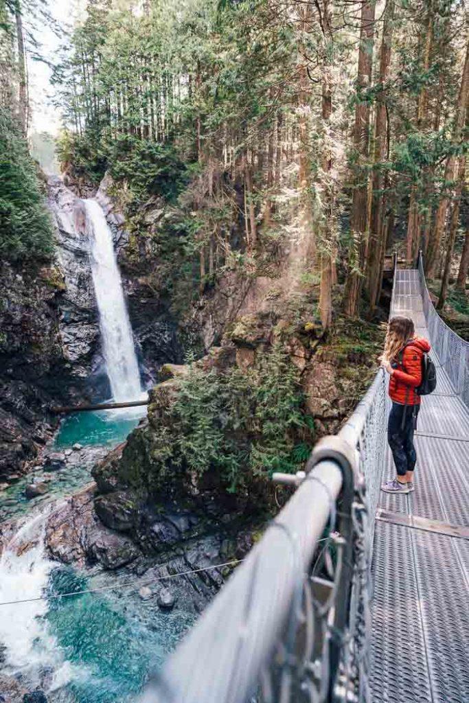 Cascade Falls Provincial Park