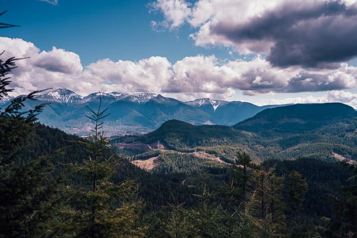 Hunter Trail in Mission, BC