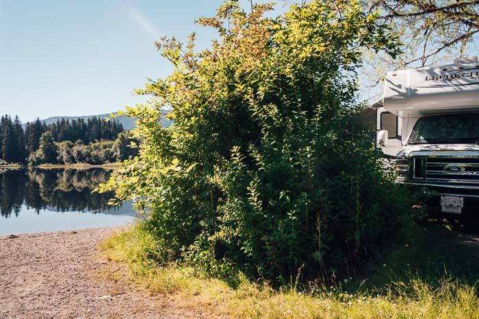 Fairy Lake Camping