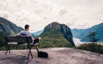 SLHANAY TRAIL | Amazing Hike in Squamish, BC