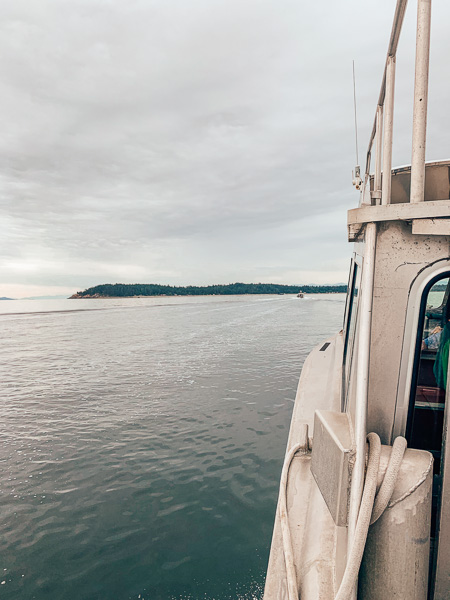 Savary Island Water Taxi