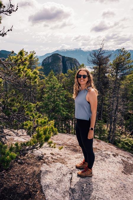 Shlanay Peak Trail