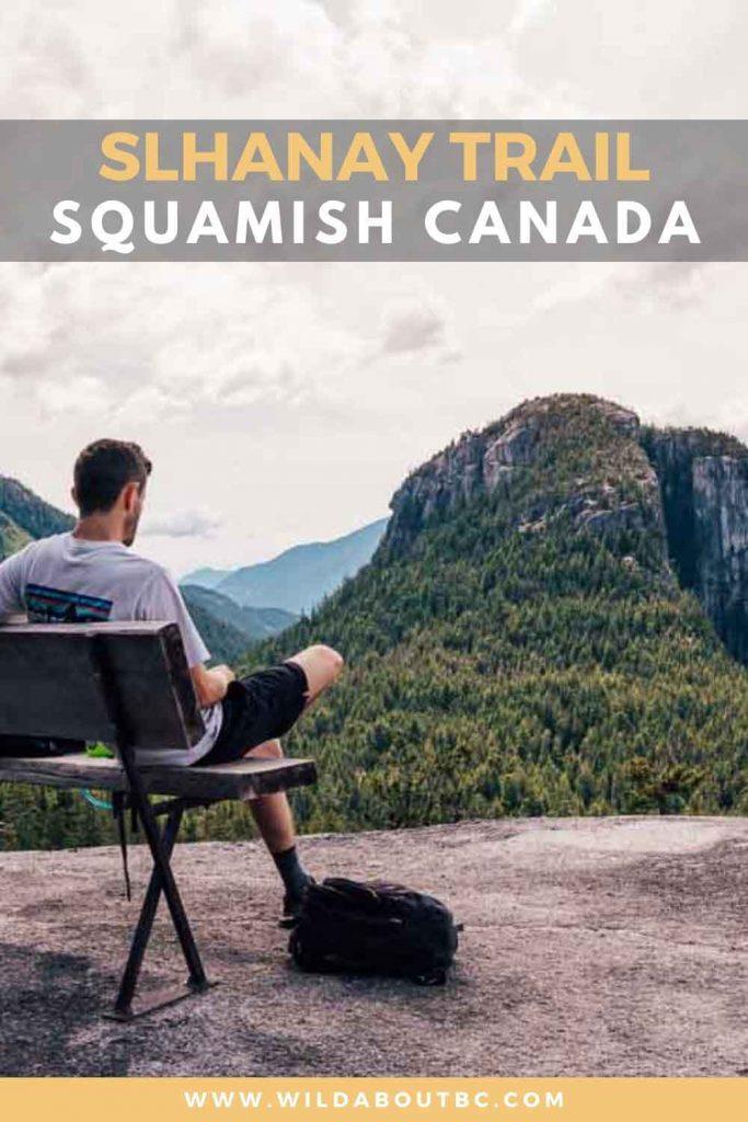 Slhanay Hike Squamish BC