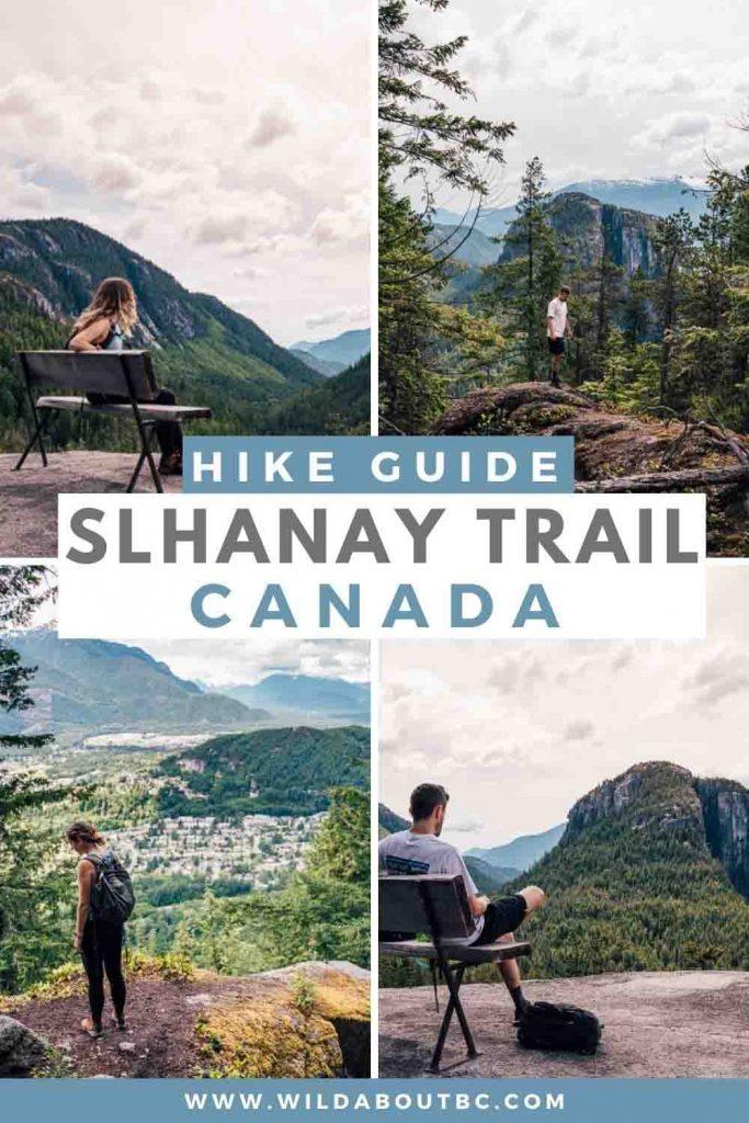 Slhanay Peak Squamish Hike