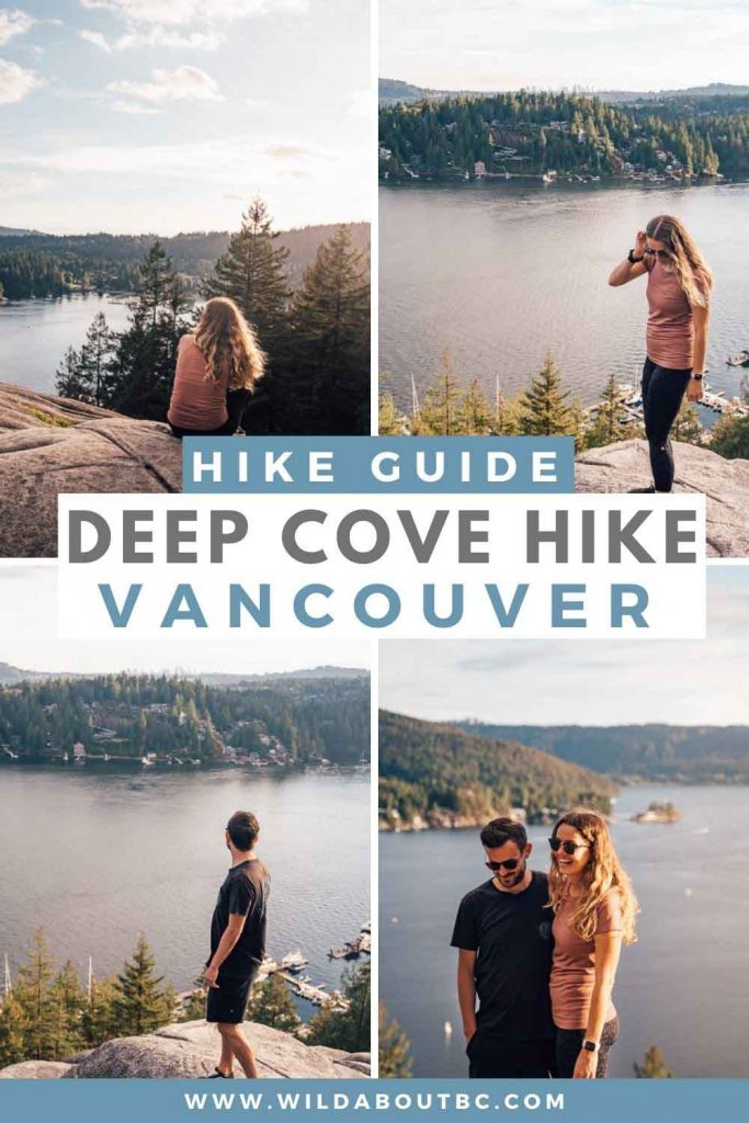 Deep Cove Hike Overview