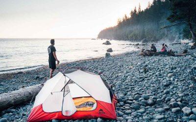 MYSTIC BEACH CAMPING | Ultimate Guide