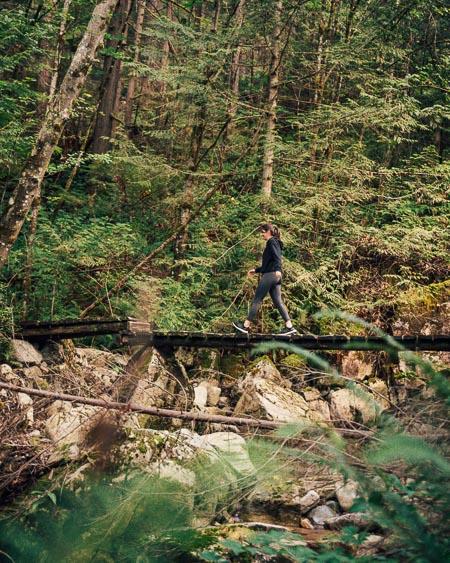 Quarry Rock trail
