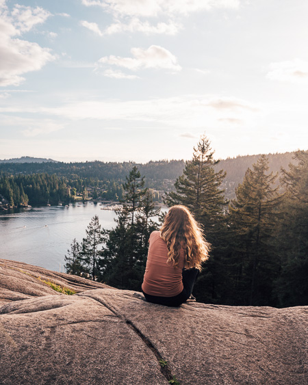 Quarry Rock Viewpoint
