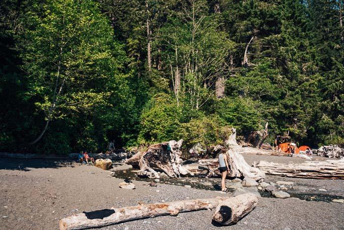 Sombrio Beach, Vancouver Island